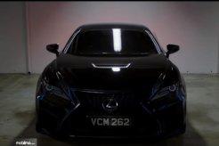 Lexus RC F 2020 Muncul Di Film Men In Black Bisa Berubah Bentuk