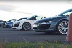Manakah Yang Tercepat: Audi R8 Lama VS Audi R8 Baru