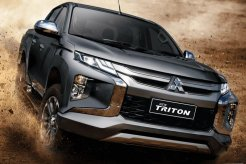 Review Mitsubishi New Triton 2019 : Mobil Double Cabin Tampil Semakin Menarik