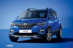 Di GIIAS 2019 Renault Triber Hanya Diluncurkan, Belum Dijual