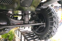 Andal Di Medan Off-Road, Ini Kelebihan Gardan Model Solid Axle