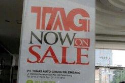 Kemeriahan Agustus 2019, Ada Promo Beli Mobil Bonus Motor Di TAG Palembang