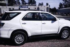 Review Toyota Fortuner 2014 : Mobil SUV Tangguh Dengan Tampilan Gahar