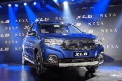 Suzuki XL6 Telah Resmi Mengaspal Di India, Ini Keunggulannya