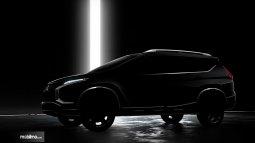 Model Baru Mitsubishi Segera Meluncur di Indonesia, Bentuknya MPV Crossover