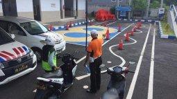 Ganti Cara Lama, Uji Praktik SIM Gunakan Cara Digital