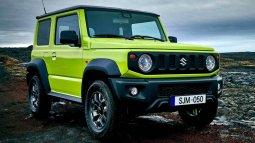 Gila, Mau Beli Suzuki Jimny Harus Antre 10 Tahun