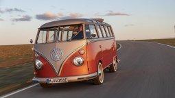 VW Kenalkan e-Bulli Concept, Mobil Listrik Mirip VW Kombi