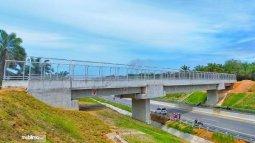 Evaluasi Uji Laik Fungsi (ULF), Tol Permai Siap Dioperasikan