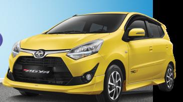Toyota Agya 2017, Mobil LCGC Yang Laris di Pasar Indonesia