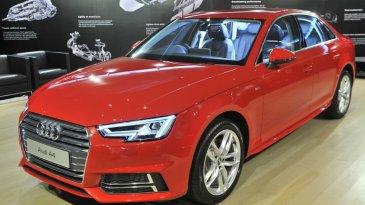 Dua Varian All New Audi A4 Resmi Hadir di Indonesia