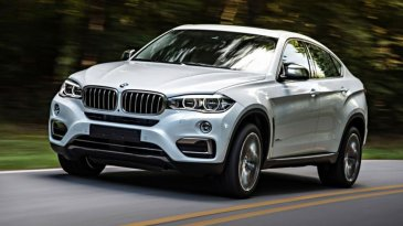 Fitur Mobil All New BMW X6 Yang Dijual Di Indonesia