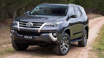 Hingga Kini Peluncuran All New Toyota Fortuner 2016 di Indonesia Masih Misterius