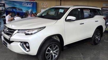 Siap-siap, Harga Toyota All New Fortuner 2016 Bakal Melambung