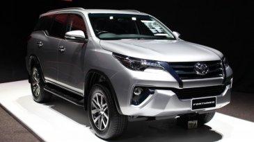 Siap - Siap, Sebentar Lagi Toyota All New Fortuner Meluncur di Indonesia
