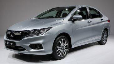All New Honda Odyssey dan All New Honda City 2017 Resmi Hadir Di Indonesia