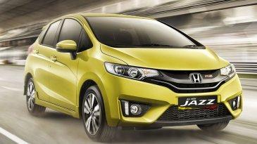 Harga Bekasnya Paling Tinggi, Honda Jazz Raih Penghargaan Best Resale Value Car