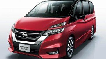 All New Nissan Serena 2016 Dapat Fitur Otonomos ProPILOT