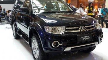 Mitsubishi Sudah Mulai Membuka Pesanan Untuk All New Pajero Sport 2016
