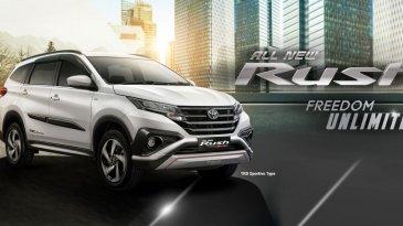 Soal Harga All New Rush, Toyota Belum Mau Terbuka