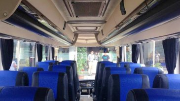 Mengenal Lebih Dekat All New Tourista, Medium Bus Terbaru Dari Karoseri Laksana