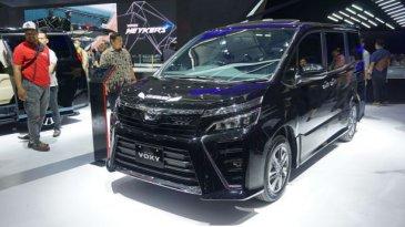 Inilah Mobil Tipe MPV Terbaru Yang Ditampilkan Toyota Astra Di GIIAS 2017 Lalu