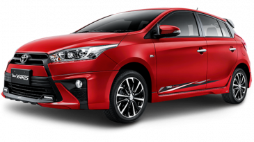 Intip Kemewahan Toyota Yaris Terbaru