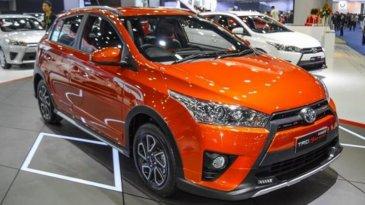 Tampang Toyota Yaris TRD Sportivo Mulai Nongol Di Ajang BIMS 2016