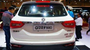 SUV Asal China, Sokon Glory 580 Resmi Diproduksi Di Indonesia