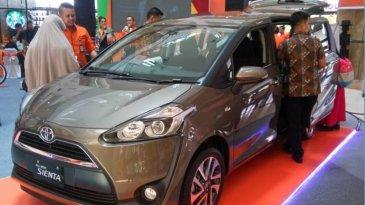 Biaya Perawatan Berkala Toyota Sienta Varian CVT Cukup Murah
