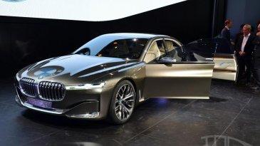New BMW 7 Series 2016 - Mobil Mewah, Nyaman dan Canggih