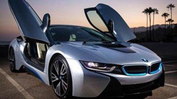 Mobil BMW i8 Bakal Hadir Dengan Wajah Makin Garang