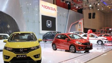 Honda Membawa 9 Model di GIIAS Surabaya 2017, Honda Civic Type R Jadi Unggulan