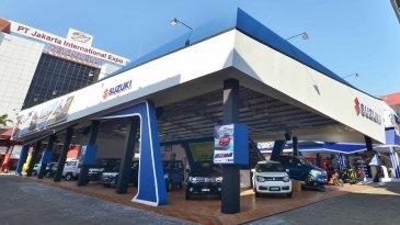 Jakarta Fair Menjadi Alternatif Mangsa Pasar Mobil