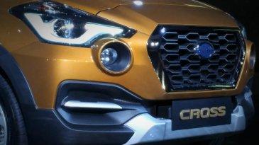 Ground Clearance Datsun Cross Lebih Tinggi Dari Go+ Panca. Masih Limbung?