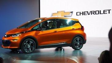 Telah dirilis, Chevrolet Bolt EV 2017 - Mobil Berteknologi Canggih