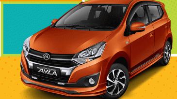 Harga Mobil LCGC Bulan Oktober, Termahal Toyota Calya