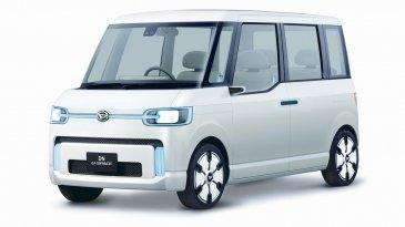 Daihatsu Pamerkan 6 Mobil Concept Masa Depan
