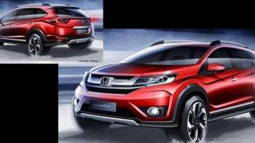Dapur Pacu Honda BR-V, Produk honda Terbaru 2015