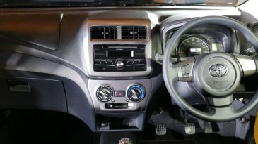 Toyota New Agya, Mobil Trendy Untuk Kawula Muda