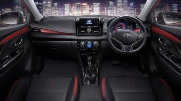 Toyota Vios 2017 Tampil Lebih Elegan