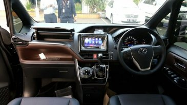 Kerennya Tampang Toyota Voxy Pengganti NAV1
