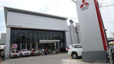 Mitsubishi Buka Dealer Baru Di Magelang Khusus Mobil Penumpang