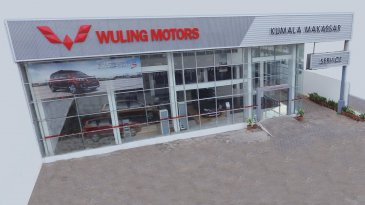 Wholesales Valid Capai 2.212 unit, Wuling Indonesia Merasa Happy