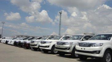 Pecahkan Rekor, Ekspor Mobil Toyota Bakal Mencapai 200.000 Unit