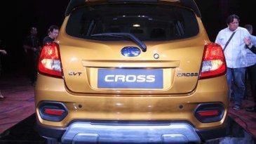 Si Mata Elang, Julukan Baru Datsun Cross