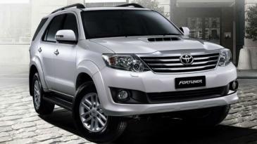 Habiskan Stok Model Lama , Toyota Berikan Diskon Fortuner Hingga Rp 50 Juta