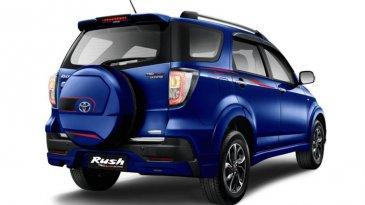 Kapan Toyota Rush TRD Sportivo Ultimo Hadir Di Indonesia?
