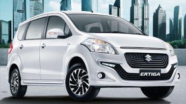 Akankah New Suzuki Ertiga Hadir di Indonesia Tahun Depan?