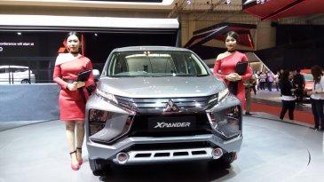 Pemesanan Terus Mengalir, Mitsubishi Xpander Terjual Lebih Dari 11.000 Unit Dalam 2 Pekan